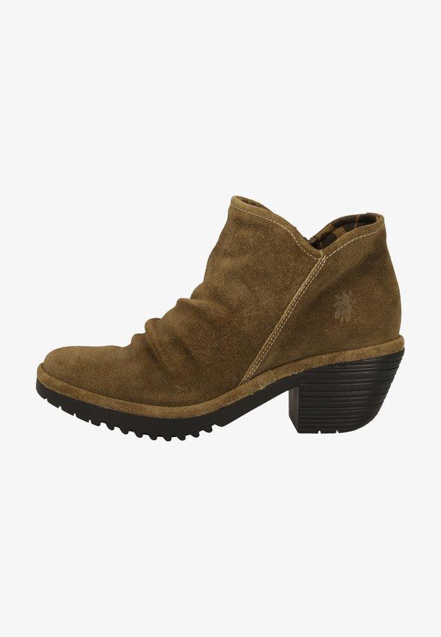 Boots à talons - sludge