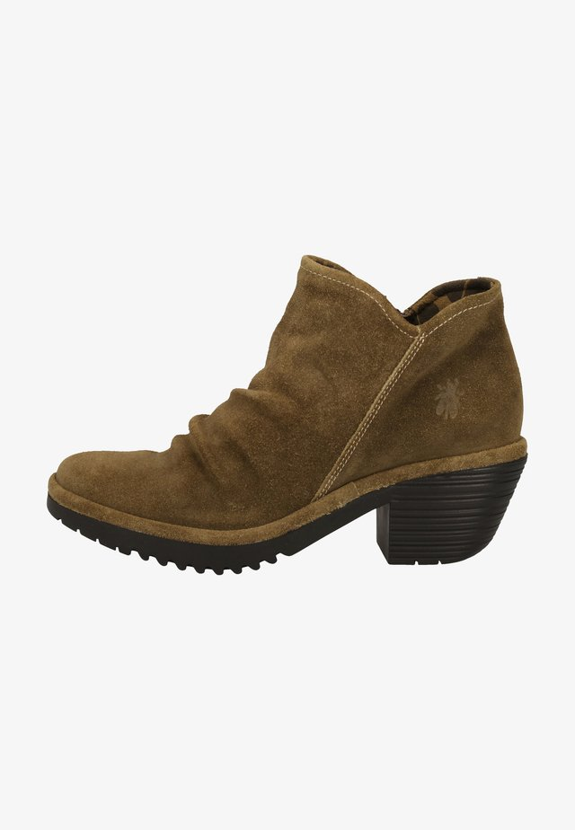 Ankle boots - sludge