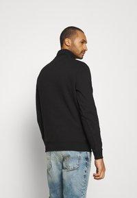 Tommy Jeans - DETAIL MOCK NECK - Sweatshirt - black - 2