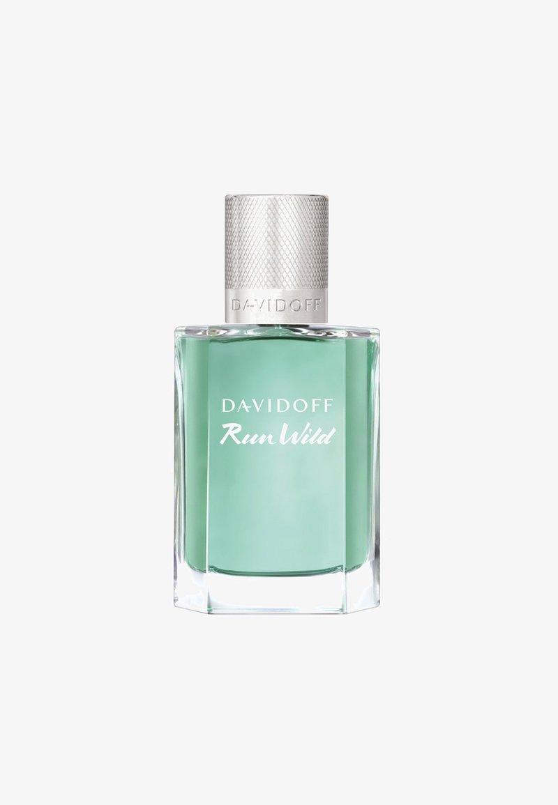 DAVIDOFF Fragrances - RUN WILD FOR HIM EAU DE TOILETTE - Eau de Toilette - -