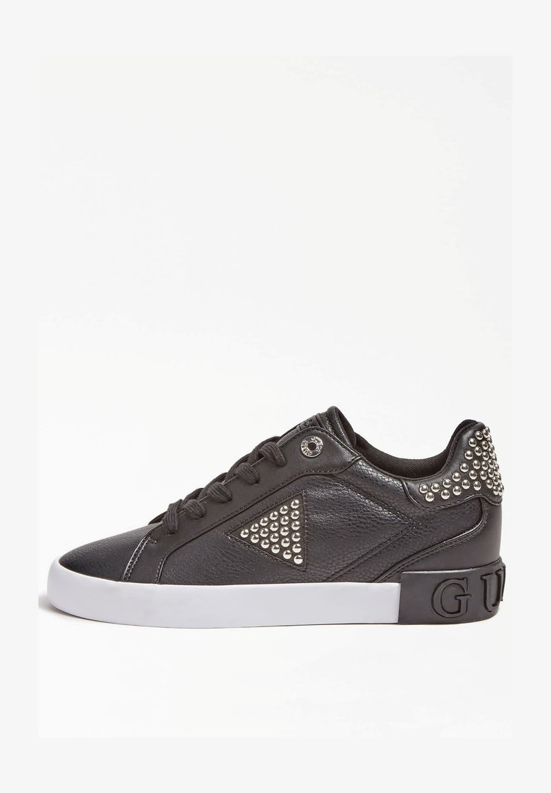 Guess - PAYSIN - Trainers - schwarz