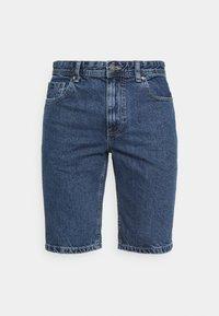 Cotton On - ROLLER SHORT - Denim shorts - coogee blue - 4