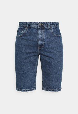 ROLLER SHORT - Jeansshort - coogee blue