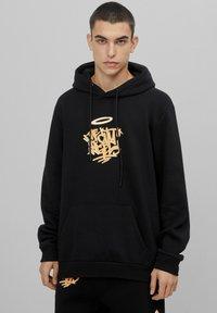 Bershka - Sweatshirt - black - 0