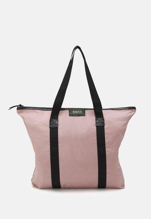 GWENETH - Shopping bag - adobe rose