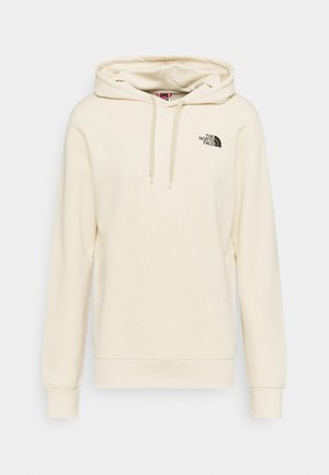 SEASONAL DREW PEAK LIGHT - Hoodie - bleached sand