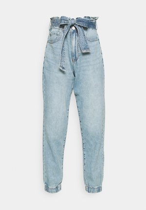 Relaxed fit jeans - blue breeze