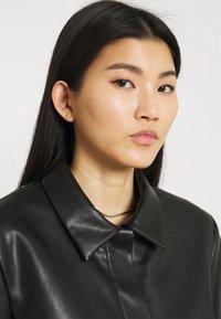 Stylein - VEREL - Faux leather jacket - black - 3