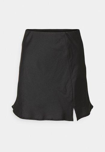 AVERY MINI SKIRT - Mini skirt - black