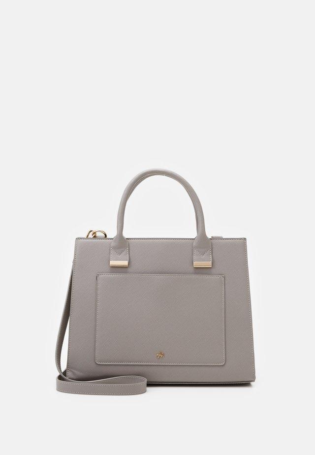 Handtasche - light grey