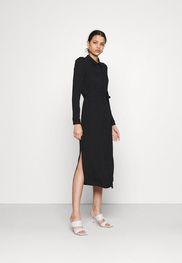 VMNIVA DRESS - Vestito lungo - black