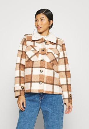 ADA JACKET - Winter jacket - camel