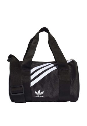 MINI NYLON DUFFEL BAG - Holdall - black