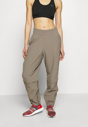 Outdoor trousers - brown