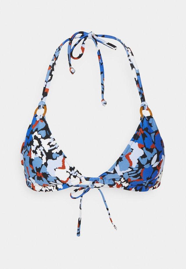 THRIFT SHOP SLIDE TRI BRA - Bikini-Top - blue