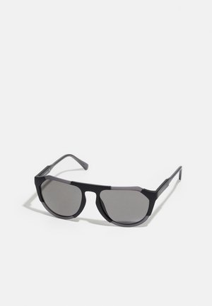 UNISEX - Sunglasses - matte crystal charcoal