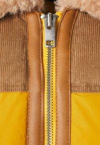 Diesel - EVAN JACKET - Winter jacket - yellow - 3