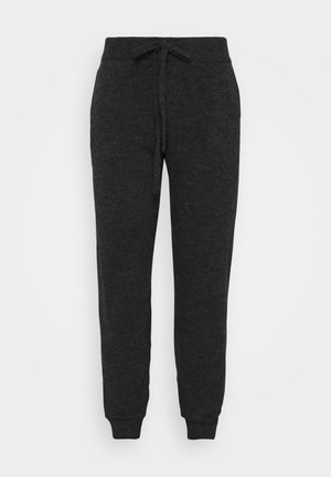 VMVELAN PANT  - Tracksuit bottoms - dark grey