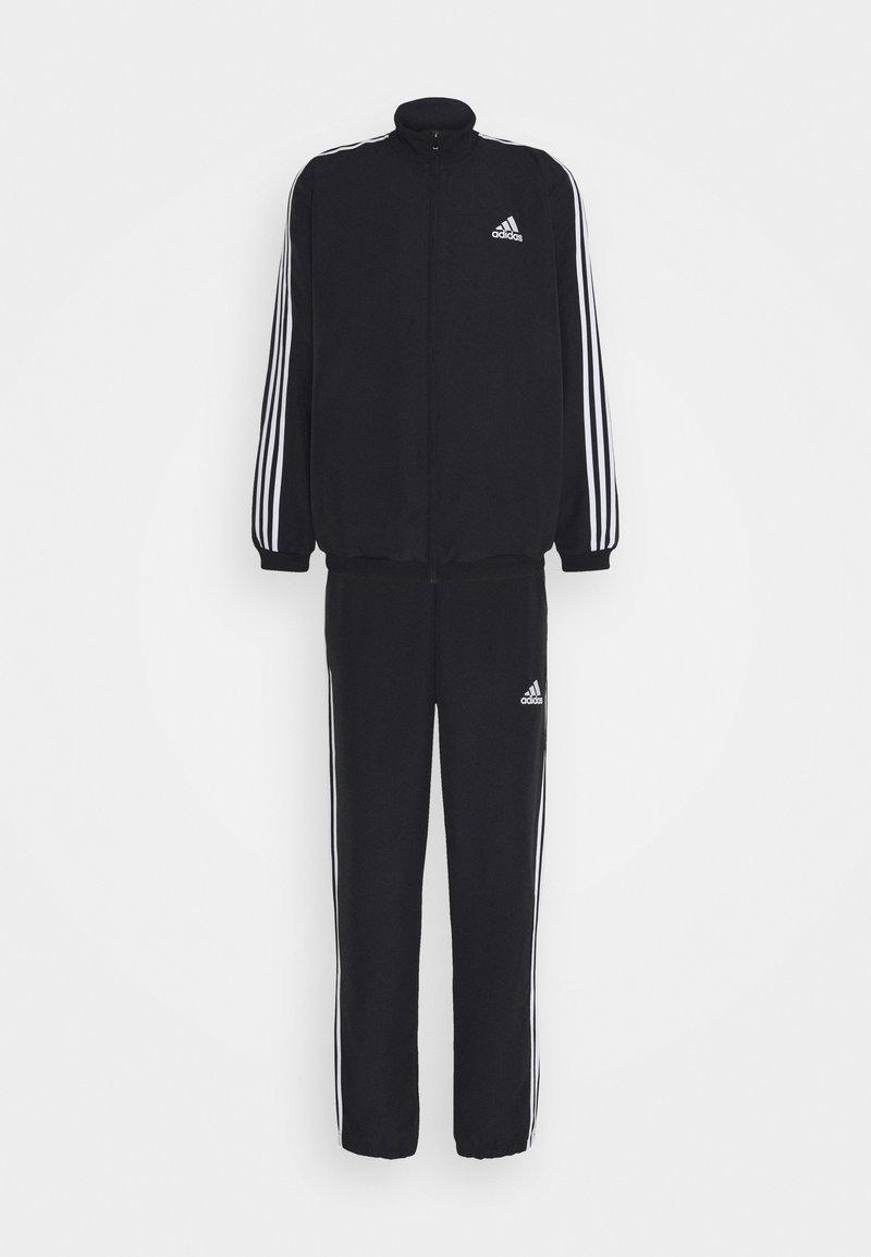 adidas Performance - SET - Tuta - black/white