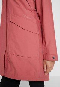 Didriksons - AGNES WOMENS COAT - Parka - pink blush - 3