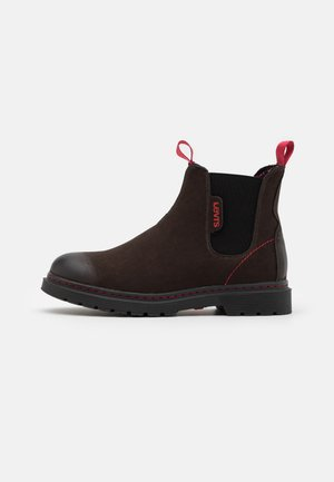 OHIO - Classic ankle boots - brown