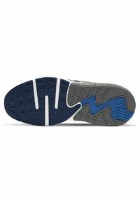 Nike Sportswear - NIKE SPORTSWEAR AIR MAX EXCEE SNEAKER KINDER - Trainers - black/blue void/iron grey/signal blue - 4