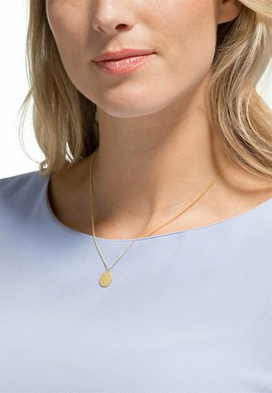 MIT KOMPASS - Necklace - gelbgold-coloured