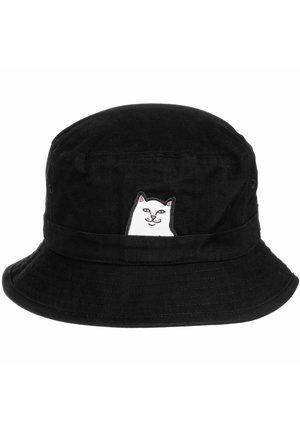 STRAPBACK LORD NERMAL - Sombrero - black