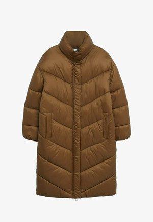 KELLOGS - Winter coat - marron moyen