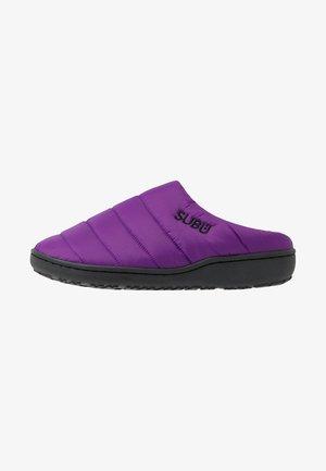 SUBU SLIP ON - Mules - purple