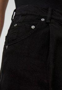PULL&BEAR - Pantalon classique - black - 5