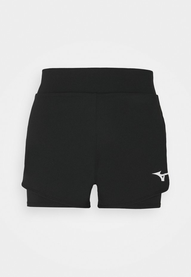 FLEX SHORT - Sports shorts - black