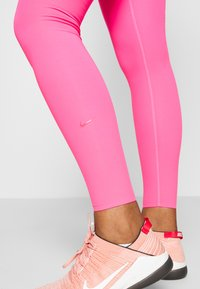 Nike Performance - ONE LUXE - Tights - hyper pink - 5