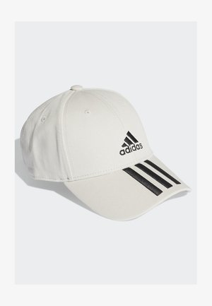 BASEBALL 3-STRIPES TWILL CAP - Cap - grey