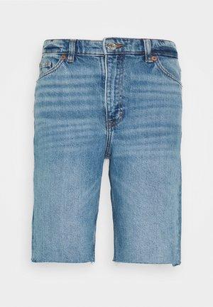 Jeansshort - blue medium dusty