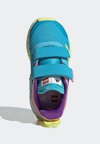 adidas Performance - LEGO® - Zapatillas de running estables - turquoise - 3