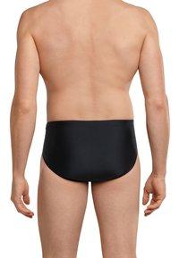 Schiesser - Swimming trunks - schwarz - 1