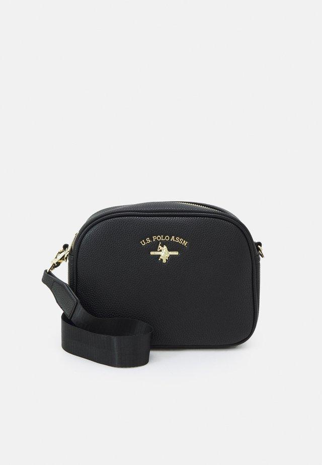 STANDFORD CROSSBODY - Across body bag - black