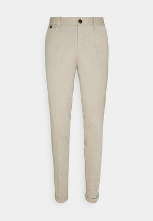 JJIMARCO JOHN MELANGENOR - Trousers - beige
