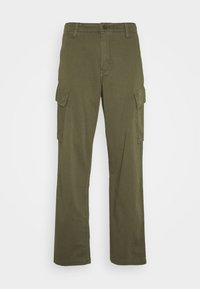 Levi's® - XX TAPER CARGO II - Cargo trousers - olive - 5
