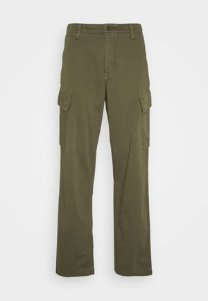 XX TAPER CARGO II - Cargo trousers - olive