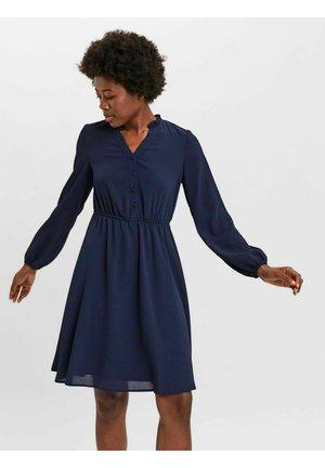 Sukienka koszulowa - navy blazer
