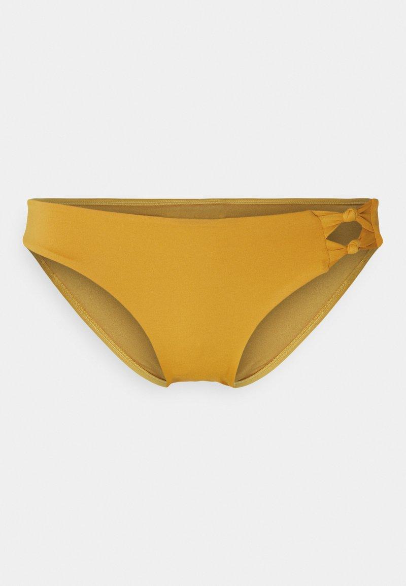 women'secret - HIPSTER BRIEF - Bikini bottoms - mustard