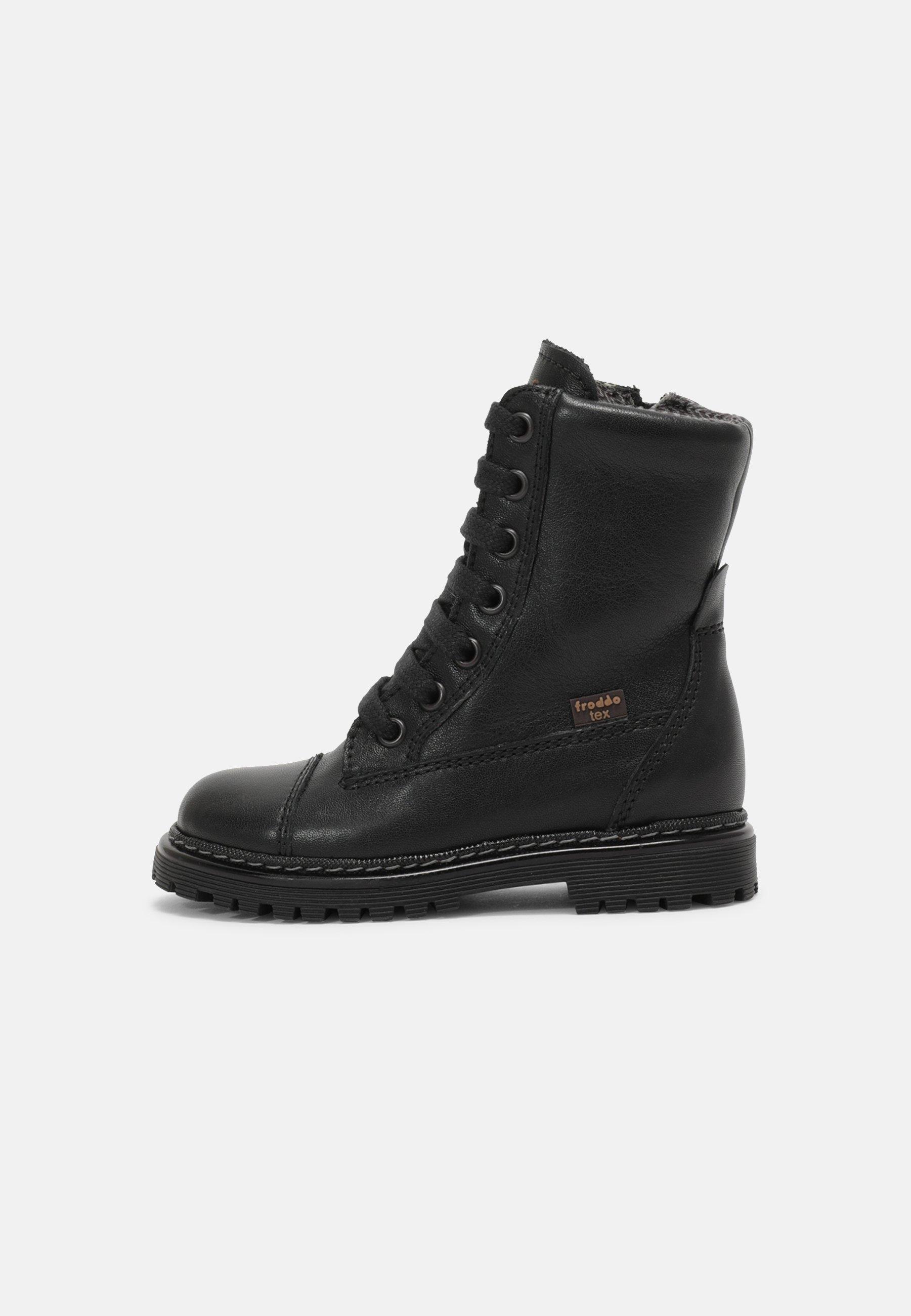 Kids ELI TEX UNISEX - Lace-up ankle boots