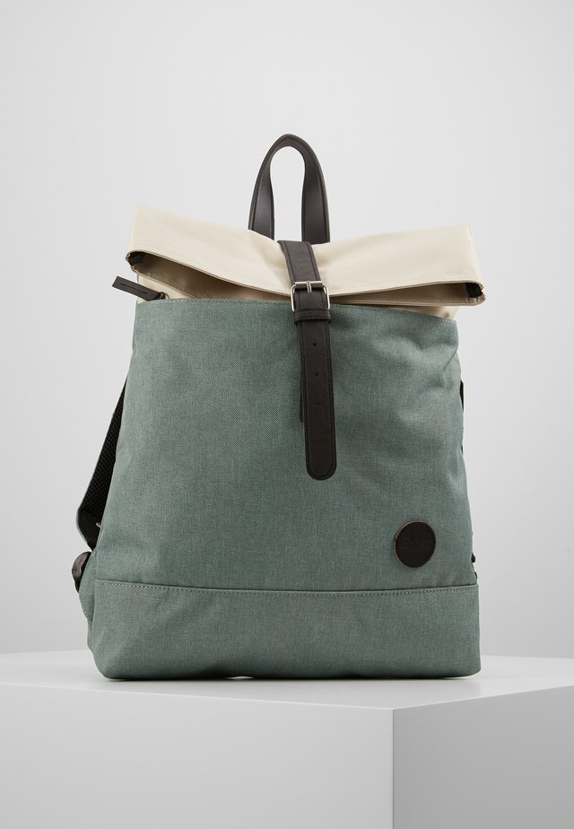 FOLD BACKPACK - Tagesrucksack - mineral/natural