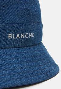 BLANCHE - BUCKET HAT - Klobouk - vintage blue/denim - 3