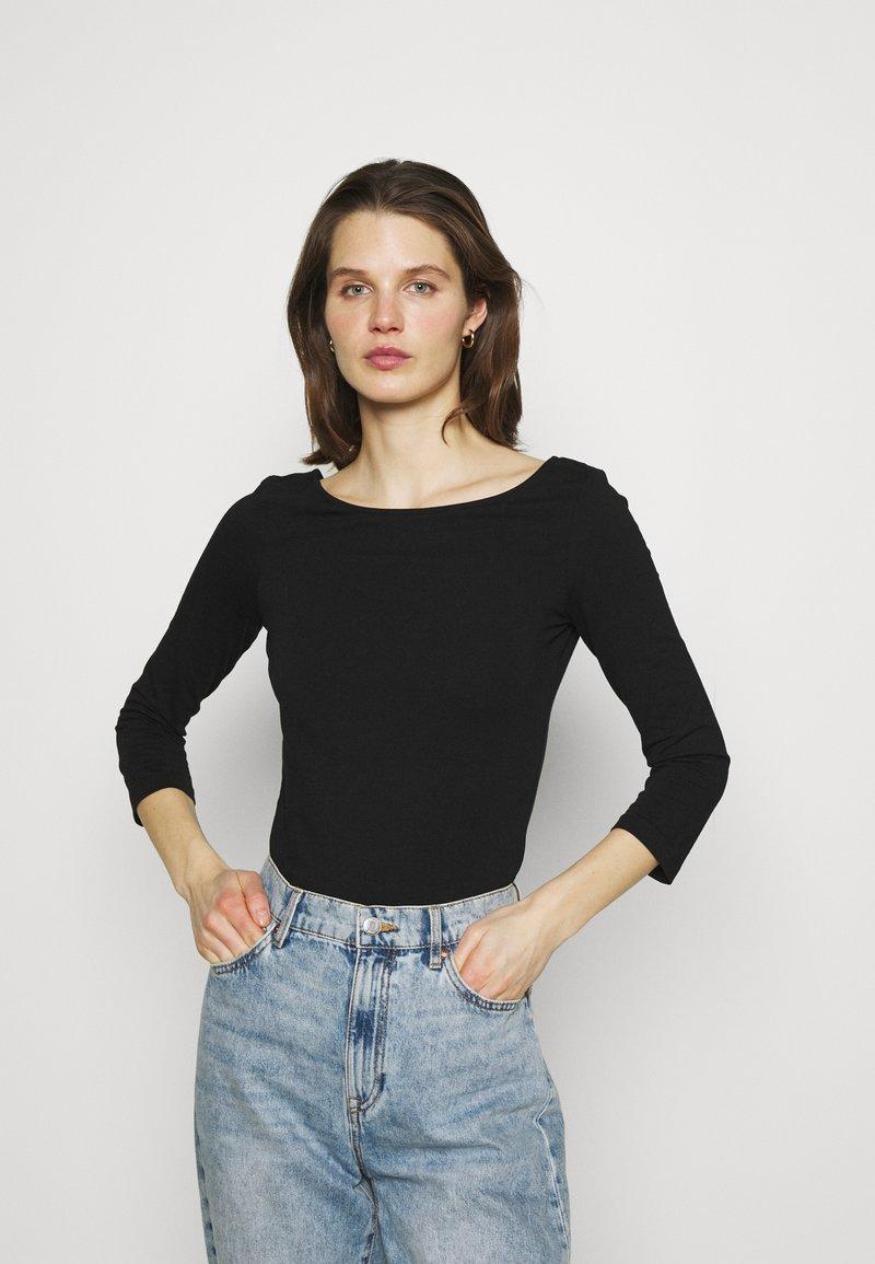 Anna Field - Long sleeved top - black