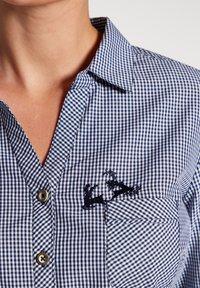Spieth & Wensky - Button-down blouse - dunkelblau - 2