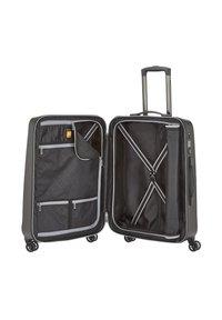 Titan - XENON DELUXE - Wheeled suitcase - gunmetal - 3