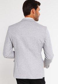 Pier One - Blazer jacket - light grey - 2